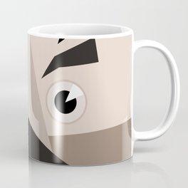 Face abstraction Coffee Mug