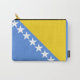 Flag of Bosnia and Herzegovina Carry-All Pouch