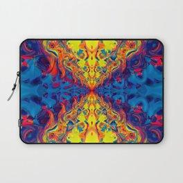 Rainbow Abstract Laptop Sleeve