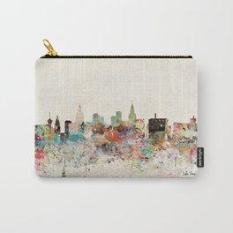 las vegas skyline Carry-All Pouch