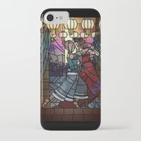 korrasami iPhone & iPod Cases featuring Korrasami - Let's dance by Louise Novembre