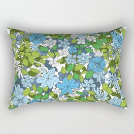 My Flower Design 11 Rectangular Pillow