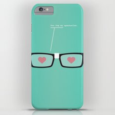 You Fog My Spectacles Slim Case iPhone 6s Plus