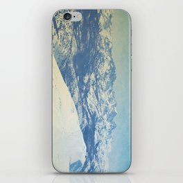 She will move mountains iPhone Skin