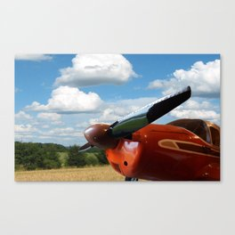 Bellanca Airplane Canvas Print