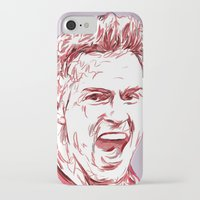 arsenal iPhone & iPod Cases featuring Ramsey by ArsenalArtz