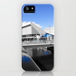 Aquatics Centre - London 2012 - Olympic Park iPhone Case