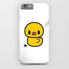 duck duck duck.... Slim Case iPhone 6