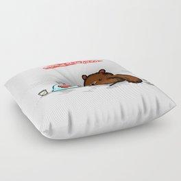 Strange Love Floor Pillow