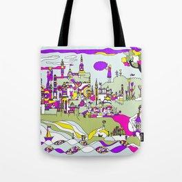 GREEK SPRING Tote Bag