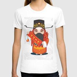 Beijing Opera Character FuXing T-shirt
