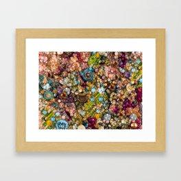 Autumn's Treasure Box Framed Art Print