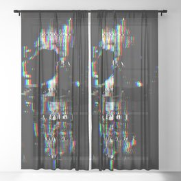 The Tormentor Sheer Curtain