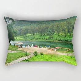 Salalah Oman 6 Rectangular Pillow