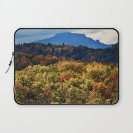A Grand Blue Ridge View Laptop Sleeve