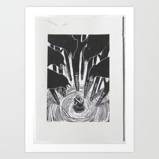 Mocking Jay Art Print