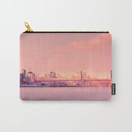 Sunsets Like These - New York City Carry-All Pouch