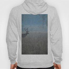 Deer in the Wild Hoody