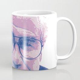 Jean Baudrillard Coffee Mug