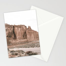 Mesa, Desert Wall Art, Boho Wall Decor Stationery Cards