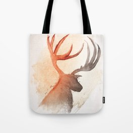 Sunlight Deer Tote Bag