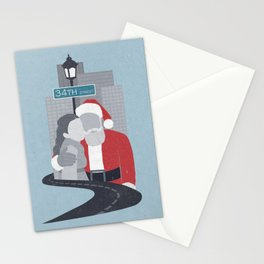34th Street Miracle Stationery Cards