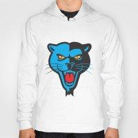 panther Hoodies featuring Panther by Jhonatan Medina