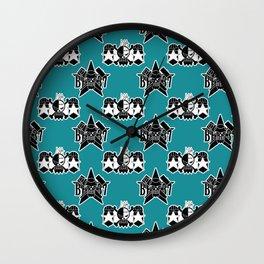Franky Jolly Roger Wall Clock