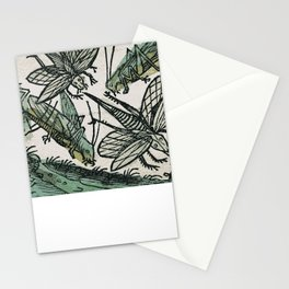 Locusts Stationery Cards