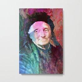The wise woman Metal Print