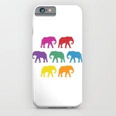 Elephants on Parade Slim Case iPhone 6s