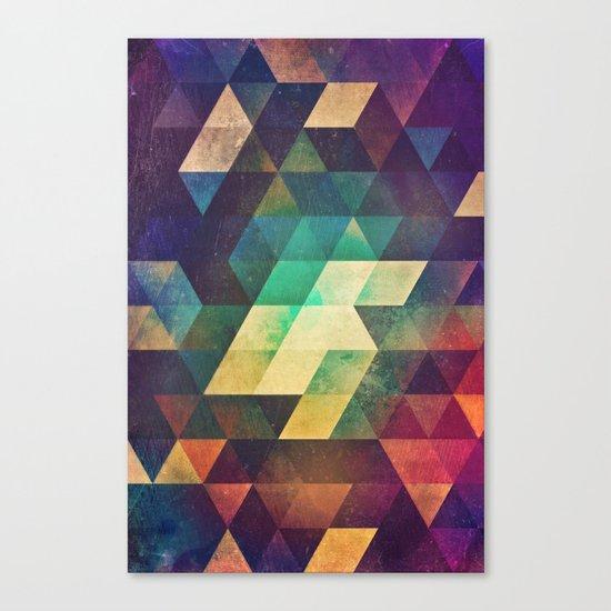 zymmk Canvas Print
