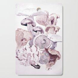 Mushroom Medley Cutting Board