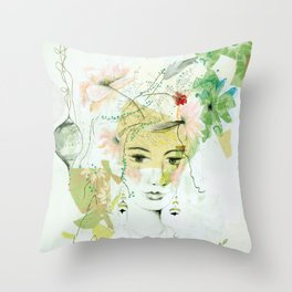 TRUTH JOURNEY Throw Pillow