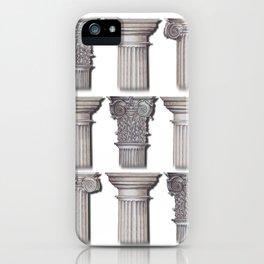 Triple Threat v2 iPhone Case