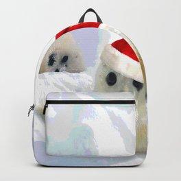 Save Me | Christmas Spirit Backpack