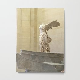Winged Victory Metal Print