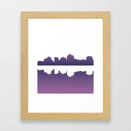 Halifax Afternoon Framed Art Print