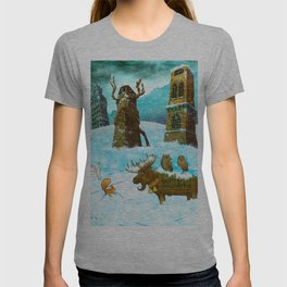 Scott's Tale - January T-shirt