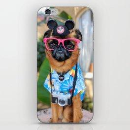 Chamaco Disneyland iPhone Skin