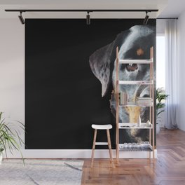 Rottie Love - Rottweiler Art By Sharon Cummings Wall Mural