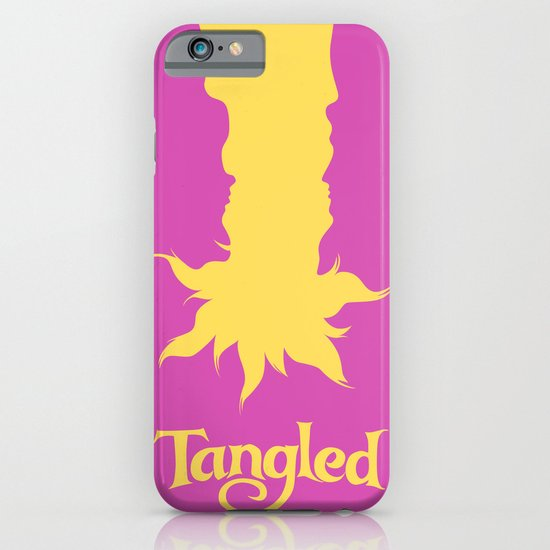 Tangled iPhone & iPod Case