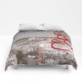 Amman City Comforters