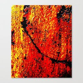Metal Toxified Canvas Print