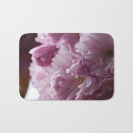 Softest Pink Blossom Bath Mat
