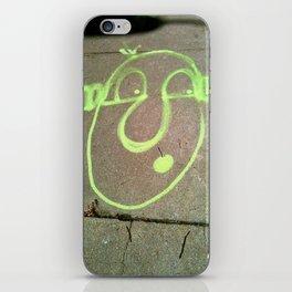 Put 'Em Up iPhone Skin