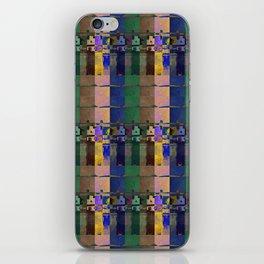 moje miasto_pattern no5 iPhone Skin