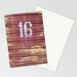 16 Stationery Cards