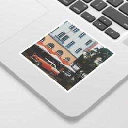 Art Deco Heaven, Miami Beach Sticker