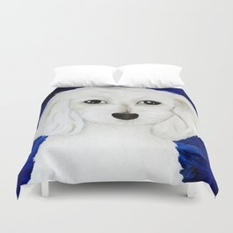 D.O.G. commissioned painting Duvet Cover